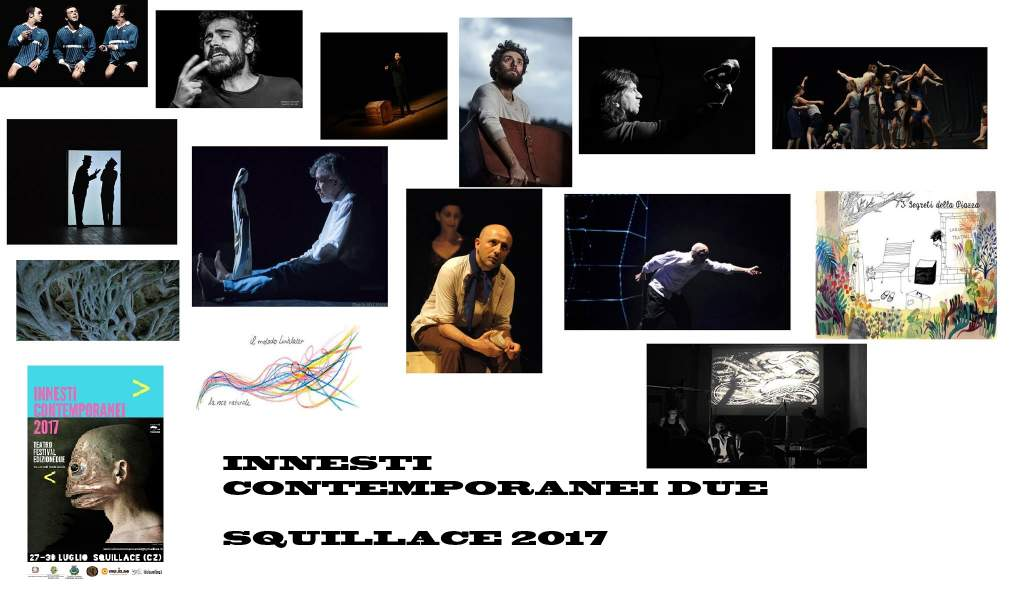 Squillace 2017, Innesti contemporanei
